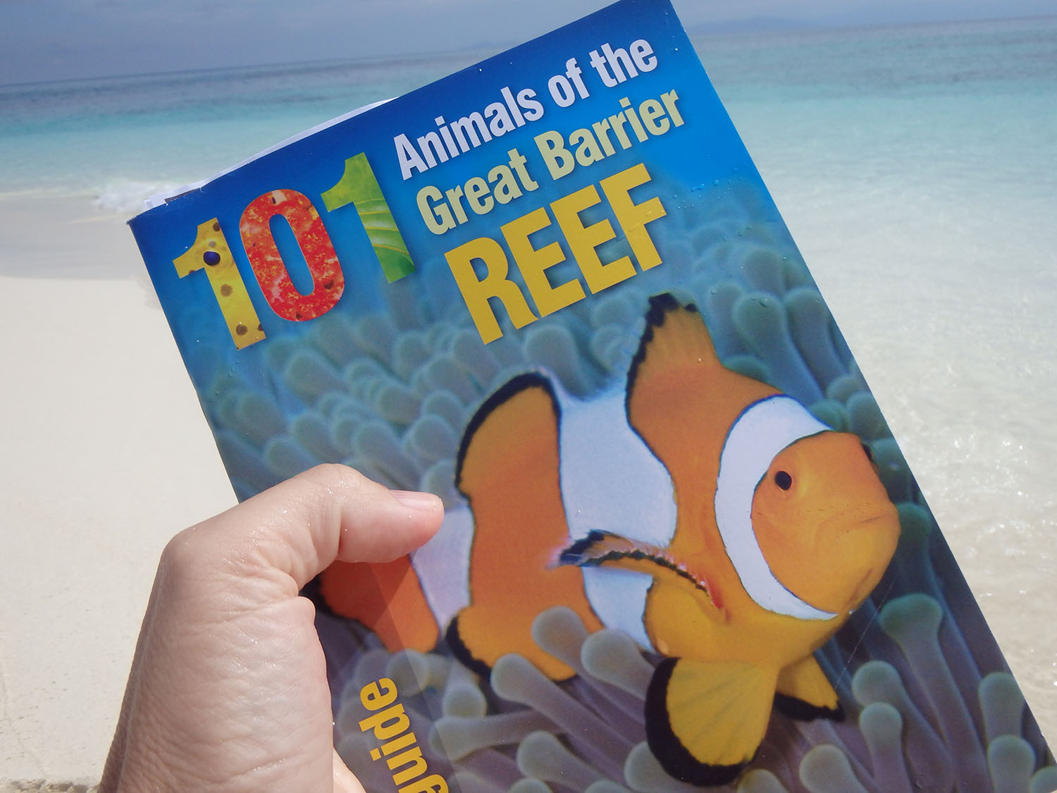 Reef student field guide
